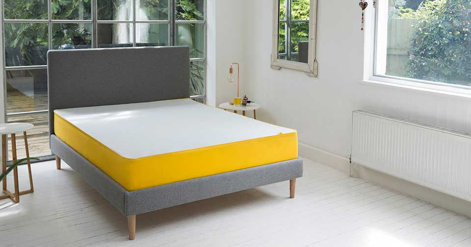 eve sleep bed