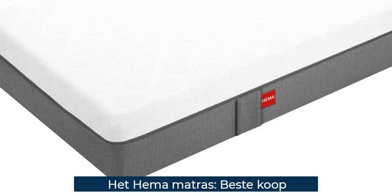 Matrassen Te Koop.Hema Matras Uitgebreide Review Test 2019 Bestematras Info