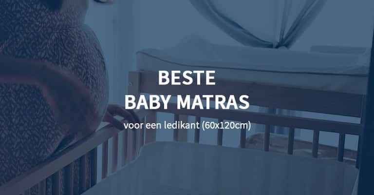 beste matras voor baby