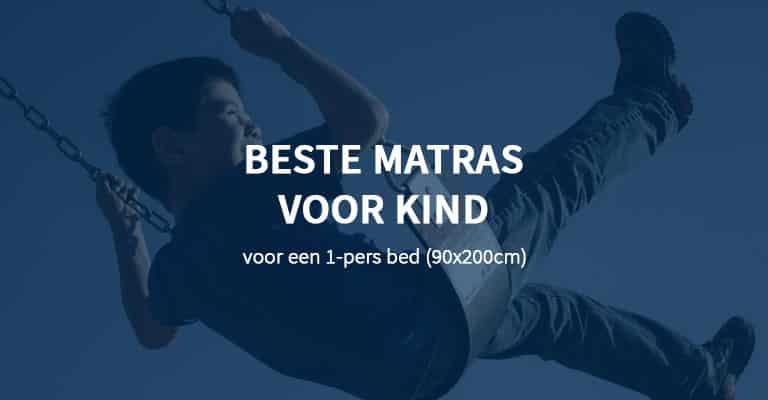 beste matras voor kind