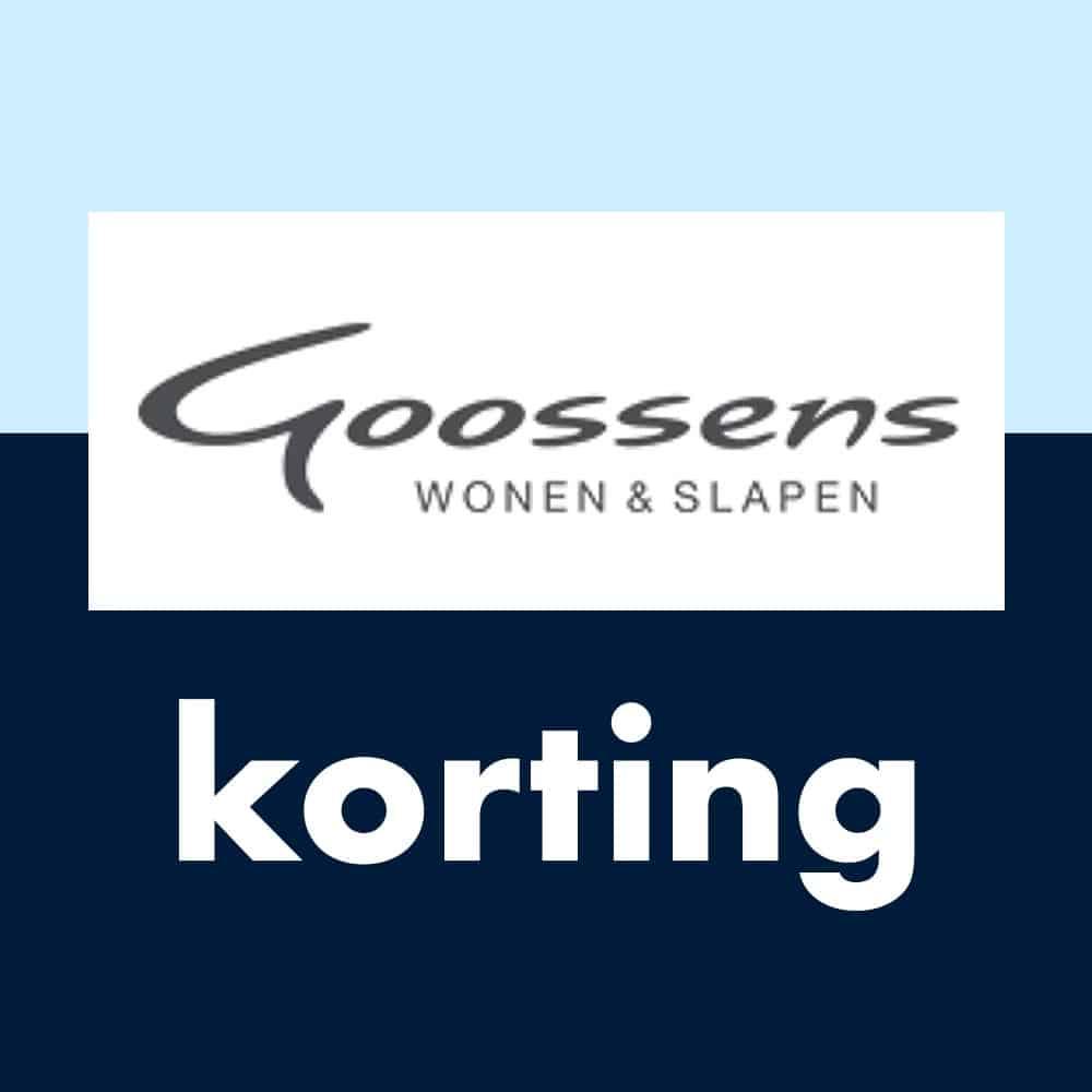 Goossens Matras Korting