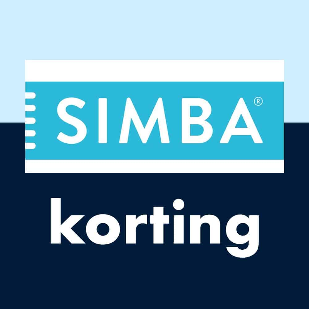 Simba Matras Korting