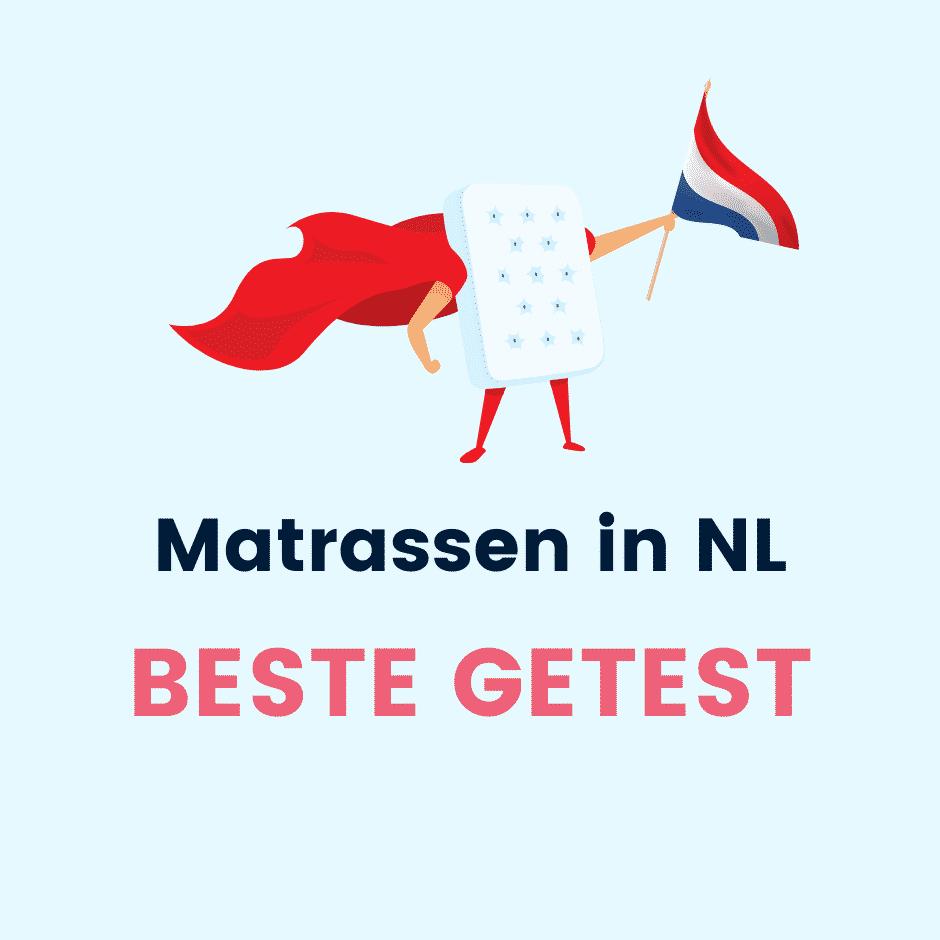 beste matrassen nederland