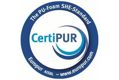 Certipur certificatie logo