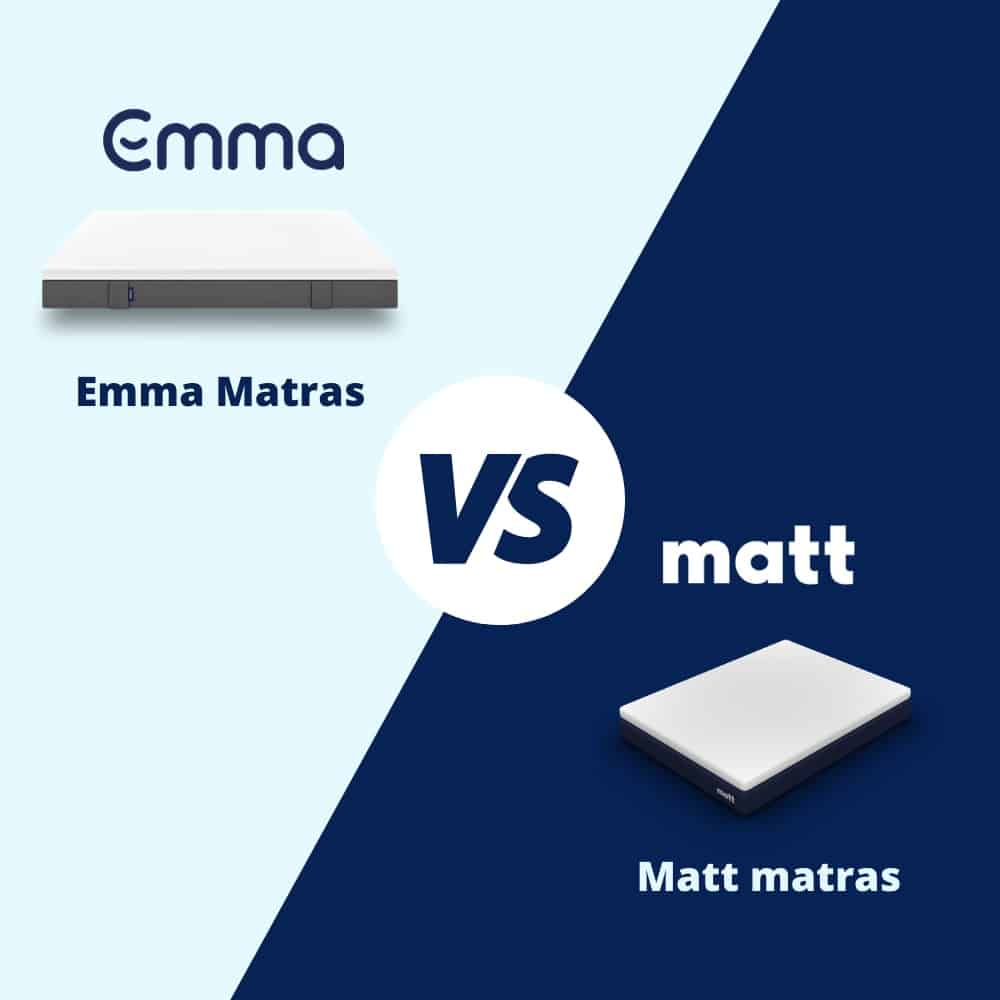 emma of matt matras verschil