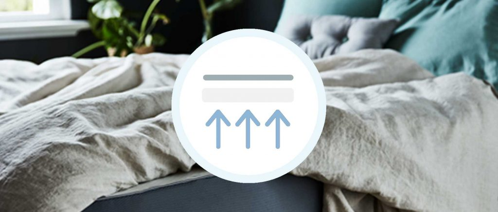 ondersteuning icoon matras