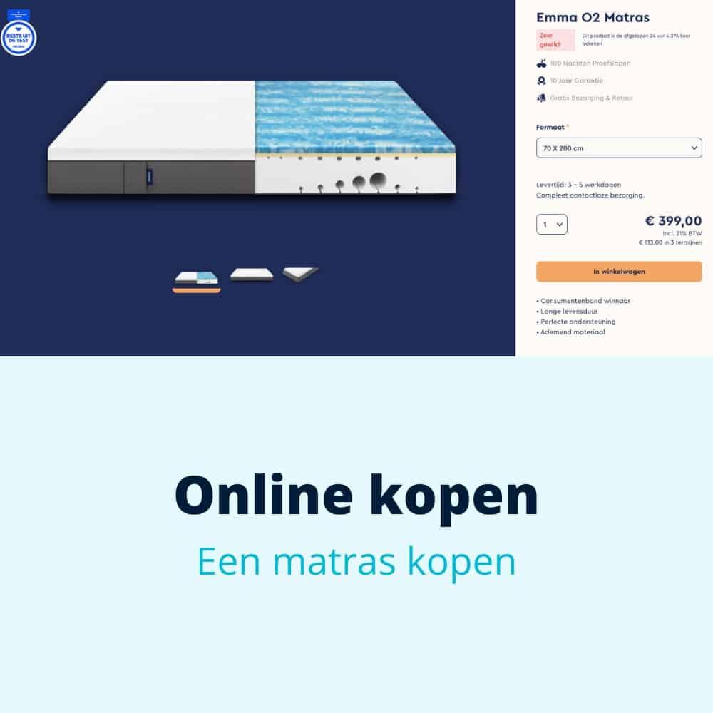 matras online kopen 2