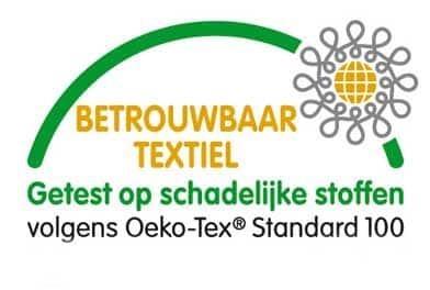 Oeko-tex certificatie logo