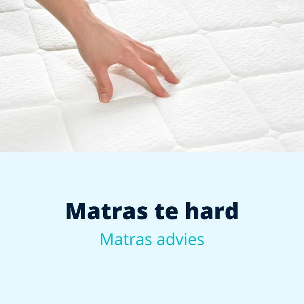 te hard matras