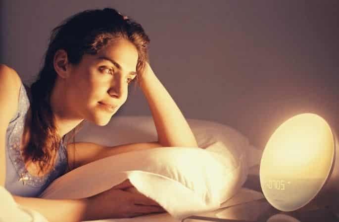 wake up light voordelen